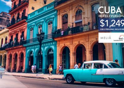 ViajesGil - Cuba