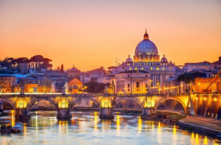 Los 8 lugares que debes visitar en Roma