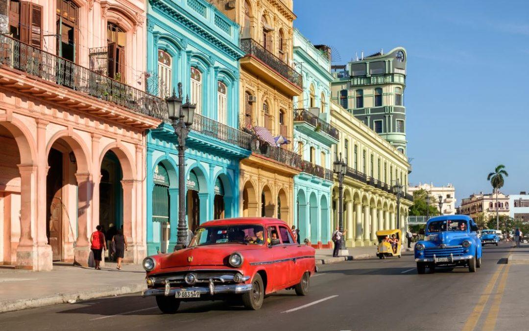 La Habana: un viaje al pasado