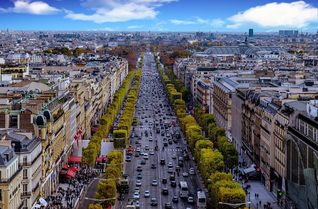 Las 5 calles más lujosas del mundo